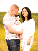 Thao and Brad's Family Session-3
